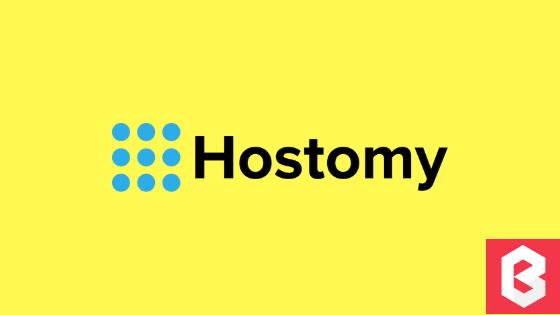 Hostomy Hosting