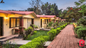Corbett Manu Maharani Resort: Best place to stay near Jim Corbett national park