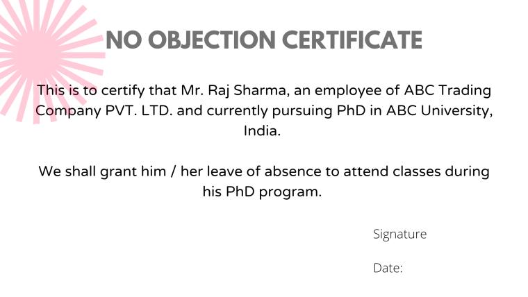 NOC Full Form in Hindi   एनओसी क्या है? इसका मतलब ( Hindi Meaning), उद्देश्य, तरीका   पूरी जानकारी