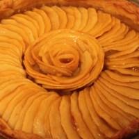 Healthy French Apple tart - Bánh táo kiểu Pháp