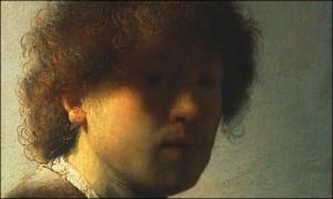 Rembrandt (Self Portrait)