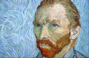 Van Gogh - Self-Potrait