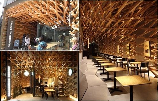 特色Starbucks咖啡店 (4)
