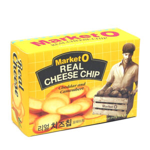 Market O芝士烤薯片