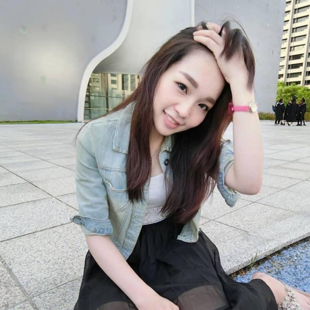 長榮正妹空姐Cynthia Chen (20)