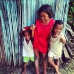 The kids in Kupang.