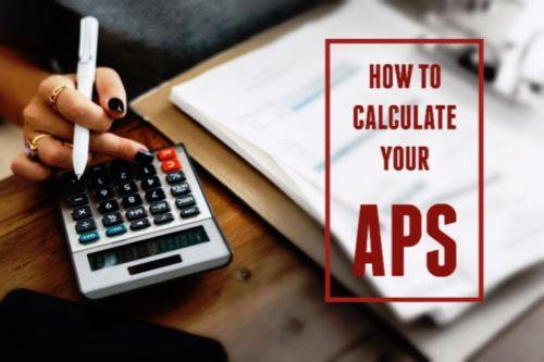 How To Calculate APS