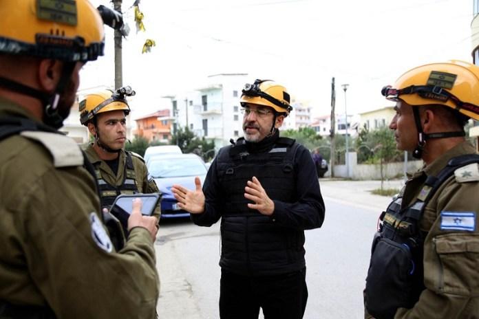 Çuçi në terren me ekspertët izraelitë: Shumica e objekteve nuk kanë dëme në strukturë