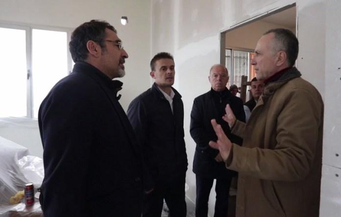 Çuçi në Ishëm: Rindërtimi fillon me institucionet shëndetësore dhe arsimore
