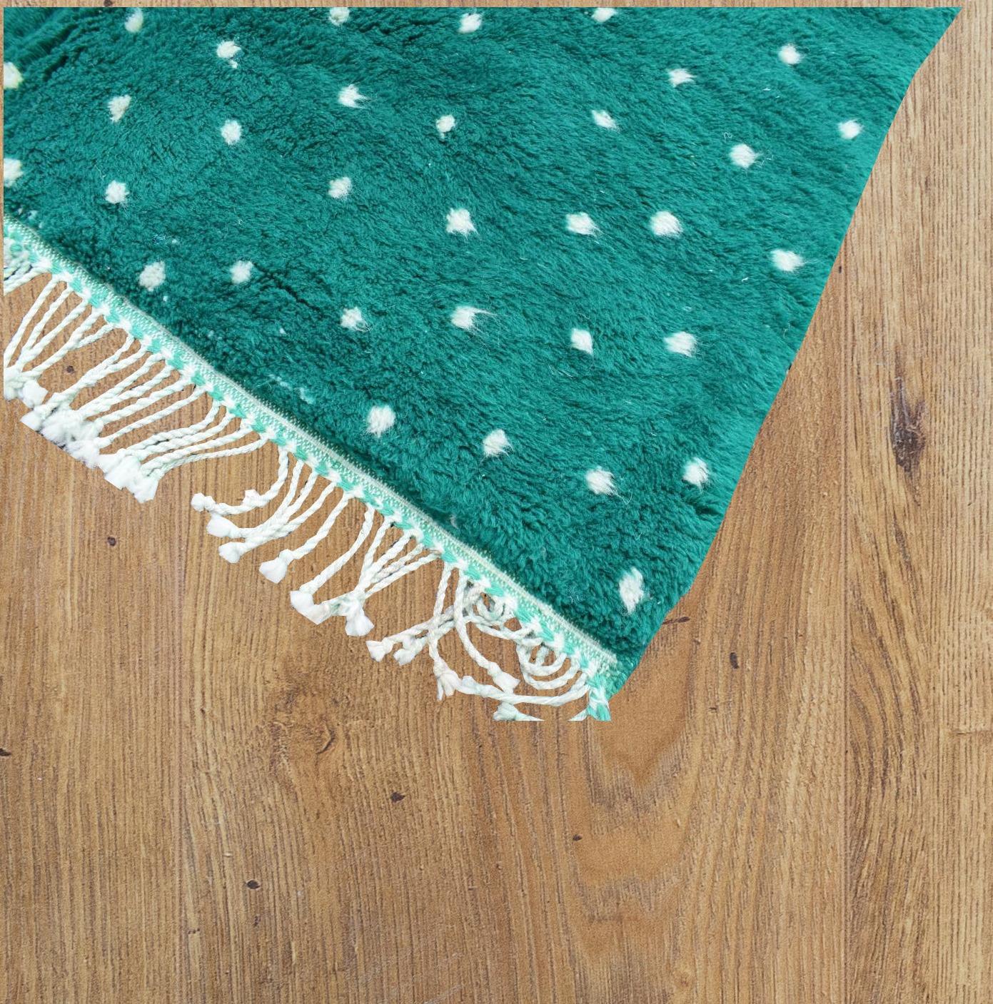 Beni Ourain Rug Authentic Moroccan Rug Berber Carpet