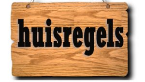 website huisregels1