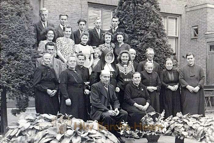 Familie Bertus den Brok
