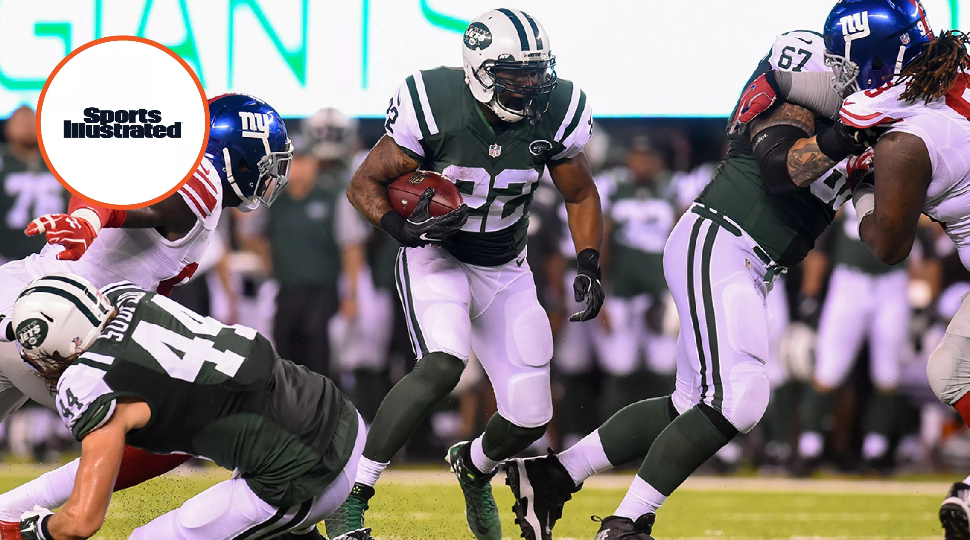 How New York Jets RB Matt Forte Withstands Football's Punishing Hits