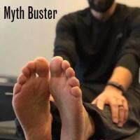 Chronic Heel Pain Myth Buster
