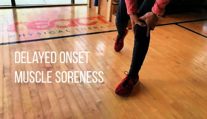 Muscle Soreness: Harmful or Helpful?