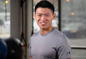Physical Therapist in Chicago Garrick Lim at React PT