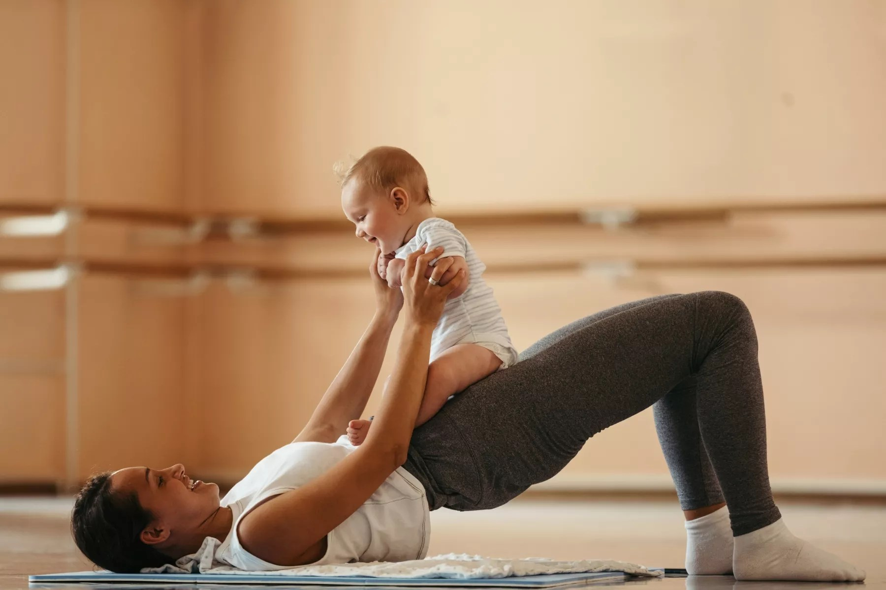 Setting Obtainable Goals Post Pregnancy