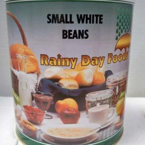 Bean White Small