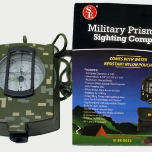 Compass - Military Prismatic Sighting