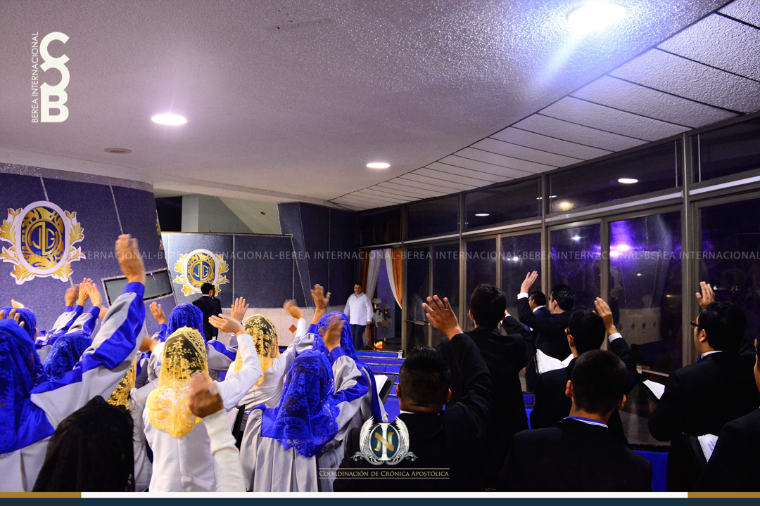 Iglesia La Luz del Mundo en Hermosa Provincia, Guadalajara, Jalisco, México. LLDM 5