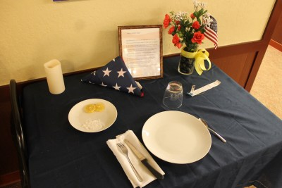 berean armed forces ministry veterans day meal at golden corral image (95)