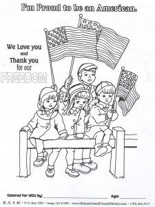 Coloring Page Ministry Berean Armed Forces Ministry 42