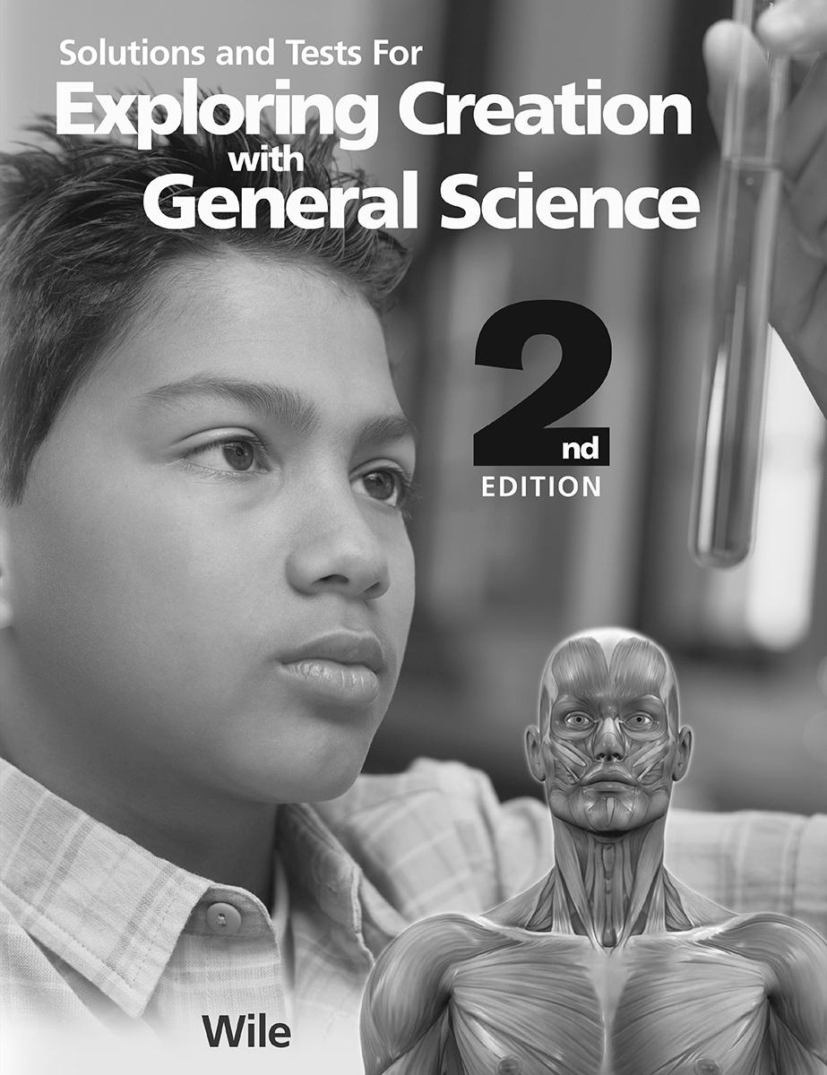 Exploring creation with general science study guide answers
