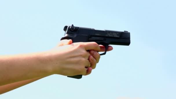 fegyver lő