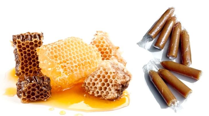 как сделать свечи из меда для простатита