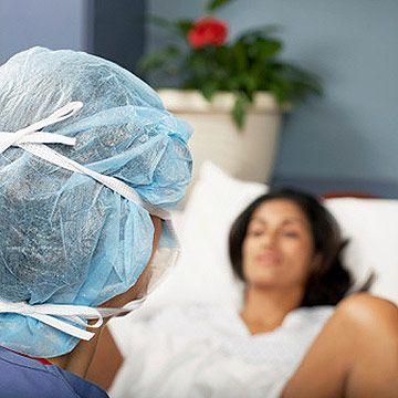 Признаки преждевременных родов