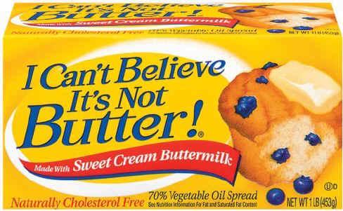 not-butter