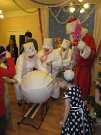 Самый волшебный праздник в году- Новый год!