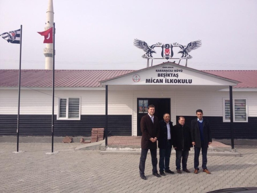 Beşiktaş Mican İlkokulu