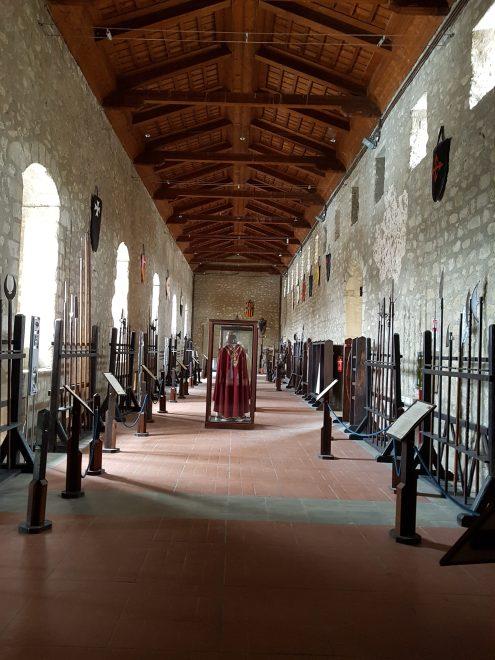 Sala Castello Federico II