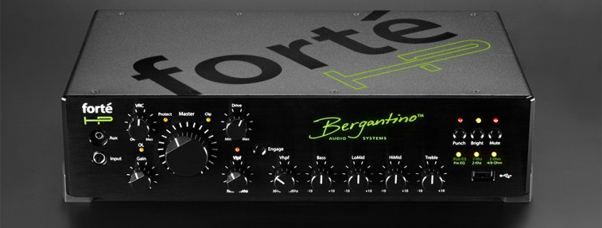 Bergantino forteHP Bass Amplifier