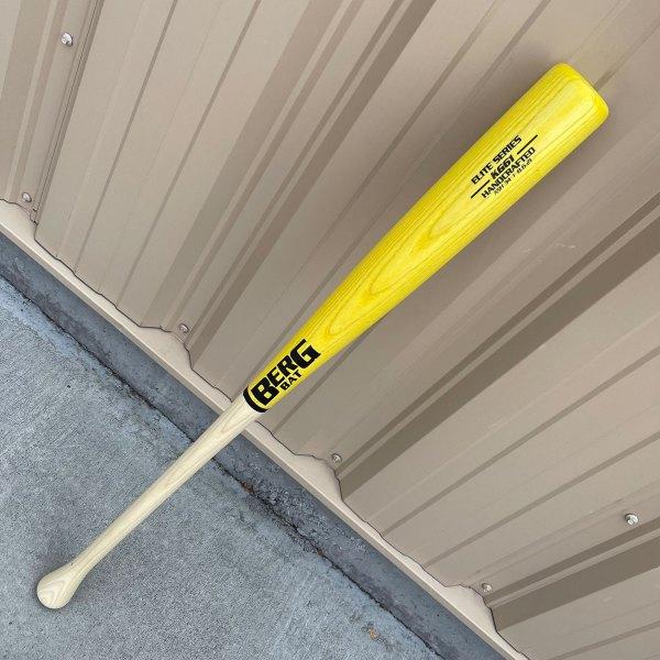 34″ – Ash – KG61 – Yellow / Natural / Black trim