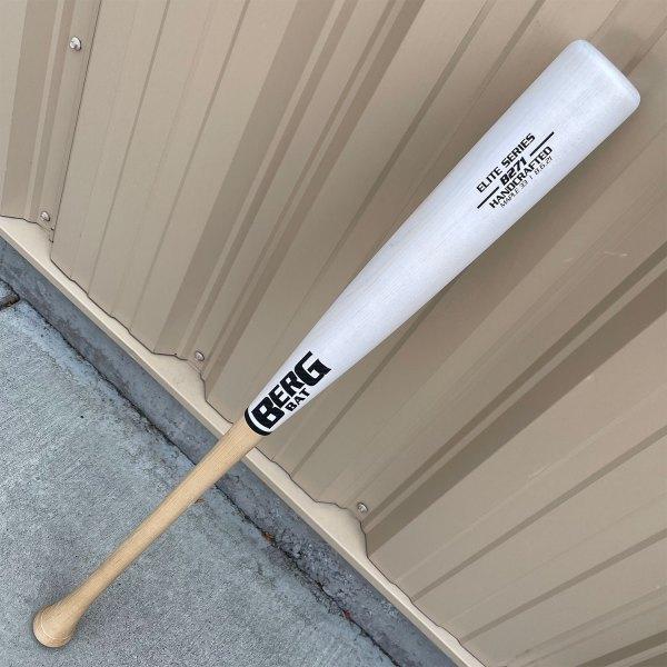 33″ – Maple – B271 – White / Natural / Carbon Fiber trim