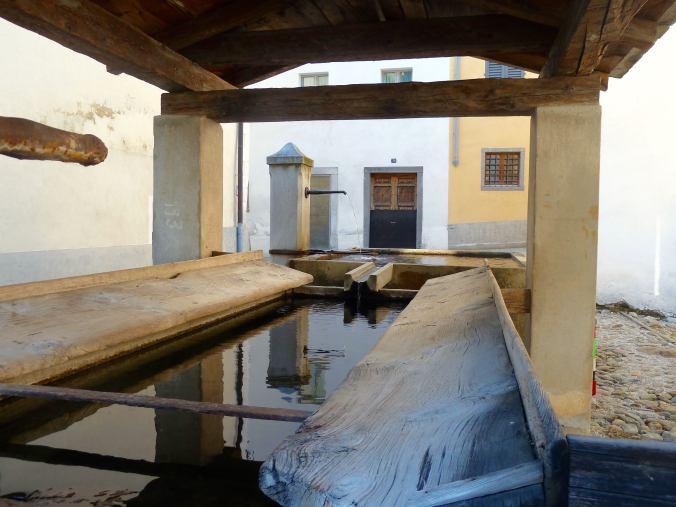 Castasegna Brunnen