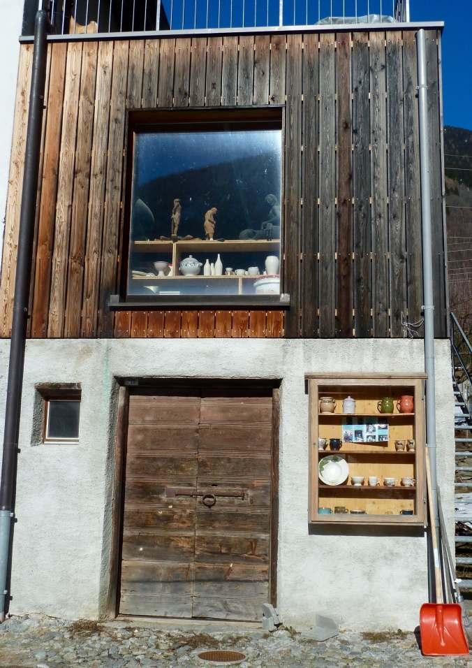 Kannen, Tassen und Skulpturen: Das Atelier von Irma Siegwart