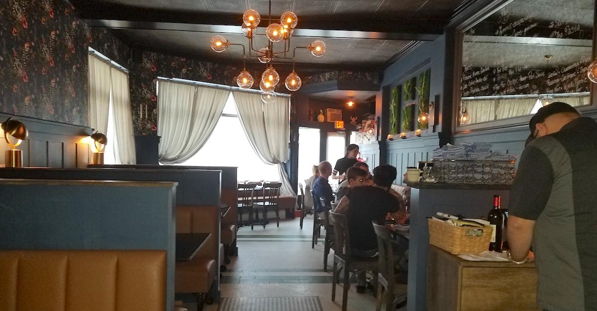 Fish Restaurant Ridgewood Nj