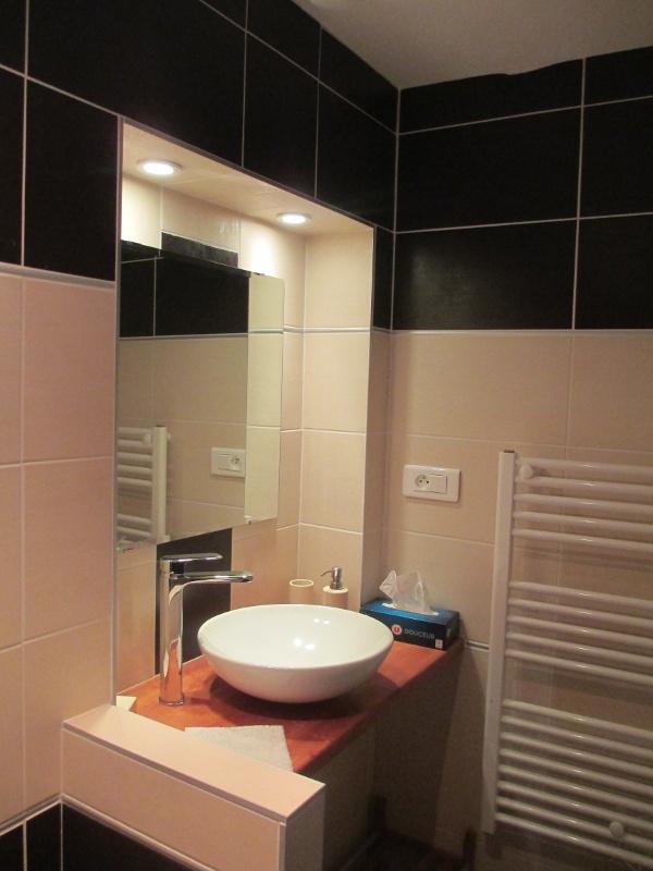 """Chambre """"Jasmin"""" - salle de bain"""