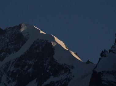 Bianco Grat, Piz Bernina
