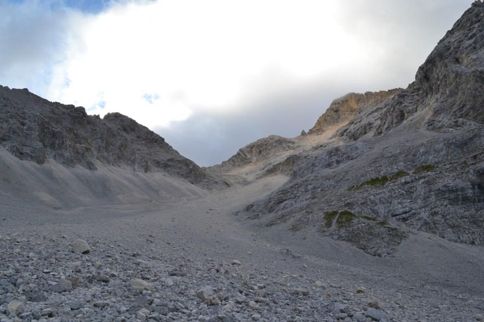Birkkarspitze Bergtour Karwendel