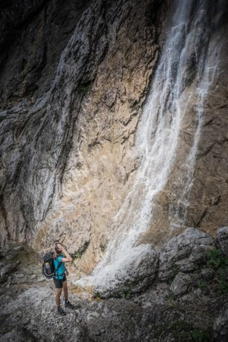 Planspitze Wasserfallweg Gesäuse