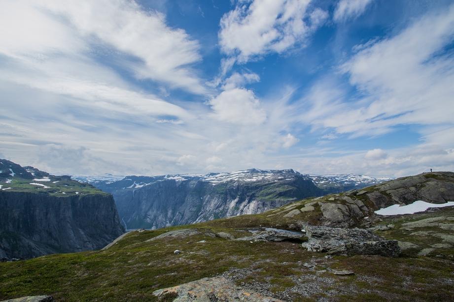 Wanderung Norwegen