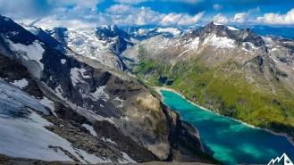 Gletscherwelt.