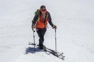 Johannisberg Skitour