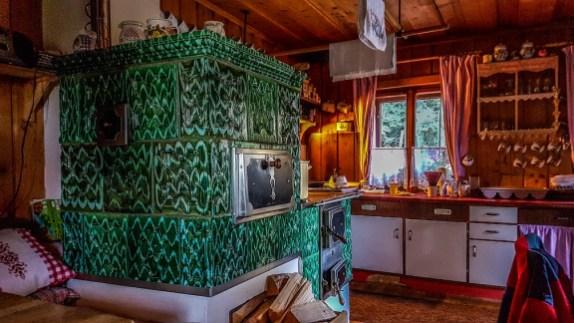 Badstub'n Hütte in Gosau.