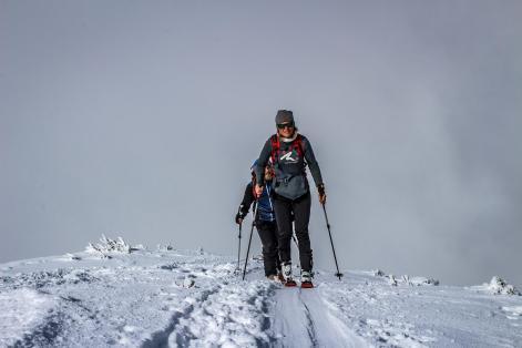 Skitour Kammerlinghorn