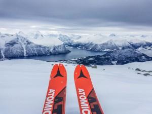 Skitour Romsdal norwegen